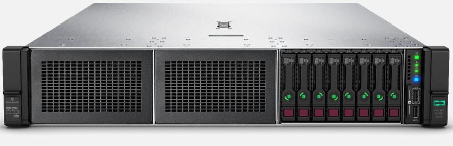 HPE ProLiant DL380 Gen10 - 8 Bay SFF 8x 2 5 | 2U HPE