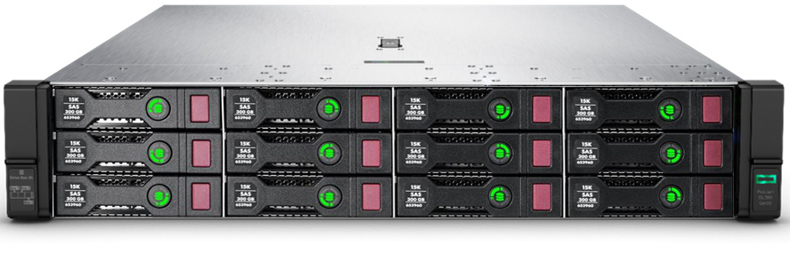 HPE Server Configurator - Configure your HP ProLiant Server