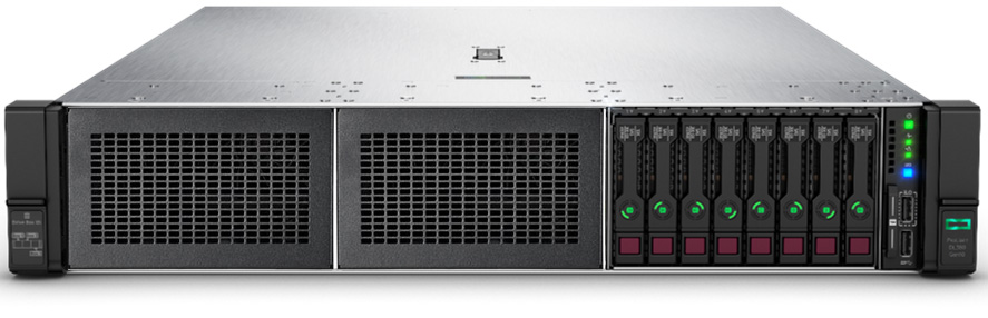 HPE ProLiant Rack Servers - Configure Online